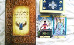 Le Grand Tarot des Maîtres de Muriel Champagne