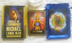 L'Oracle de l'Archange Michaël L'Ange Bleu de Toni Carmine Salerno
