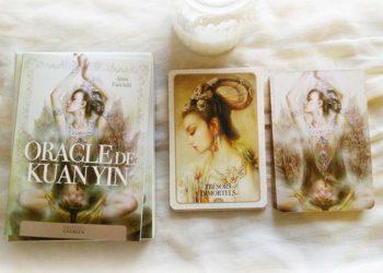 Oracle de Kuan Yin - Bénédictions, conseils et révélations du Féminin Sacré de Alana Fairchild - Graine d'Eden Développement personnel, spiritualité, guidance, oracles et tarots divinatoires - La bibliothèque des Oracles