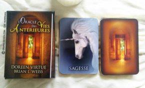 L'Oracle des vies Antérieures de Doreen Virtue