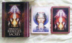 Review de l'Oracle des Rebelles Sacrés de Alana Fairchild