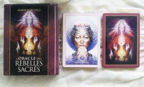L'Oracle des Rebelles Sacrés de Alana Fairchild