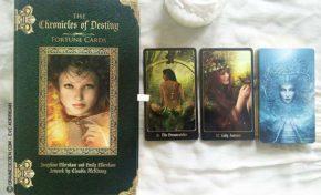 The Chronicles of Destiny Fortune Cards de Josephine et Emily Ellershaw