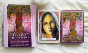 Cartes Oracle Amour Universel de Toni Carmine Salerno