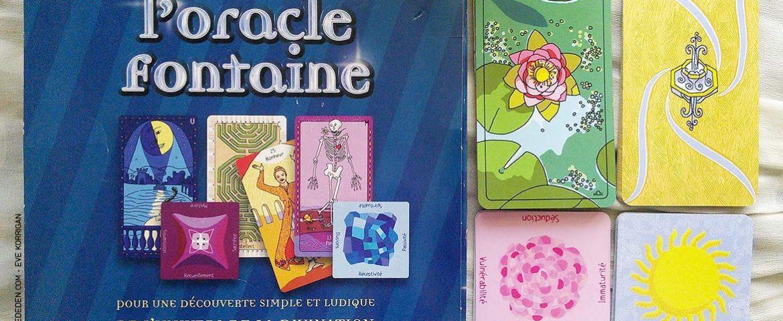Review L'Oracle Fontaine de Emilie Porte