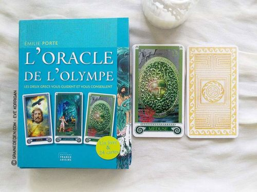 L'Oracle de l'Olympe de Emilie Porte