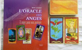 L'Oracle des Anges de Emilie Porte