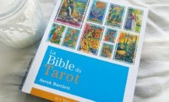 Review La Bible du Tarot de Sarah Bartlett