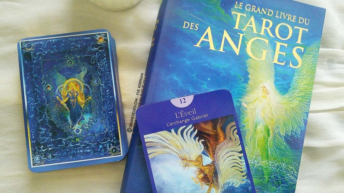 Review le grand livre du tarot des anges de doreen virtue for Le grand livre du minimalisme