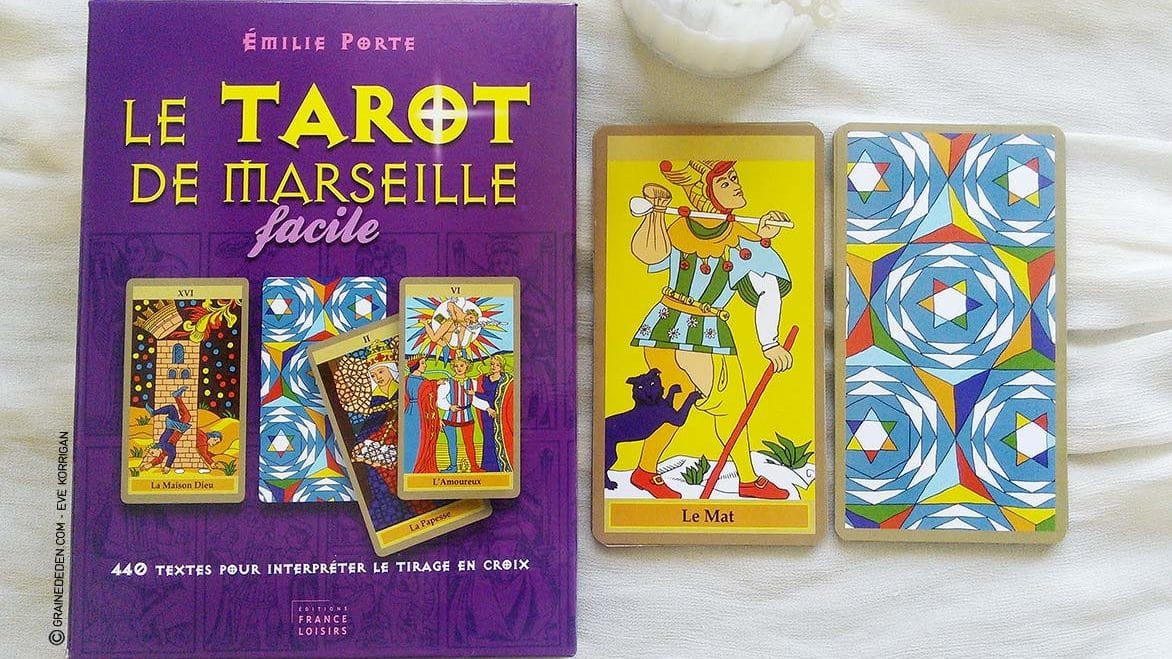 le tarot divinatoire de denis lapierre 2016 tarot de marseille 2016 denis lapierre tarot de. Black Bedroom Furniture Sets. Home Design Ideas