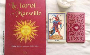 Le Tarot de Marseille de Emilie Porte