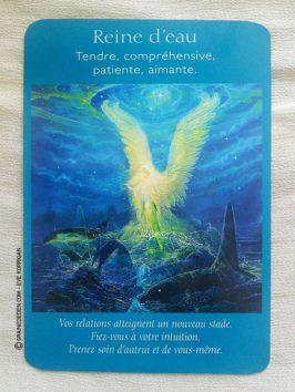 Le Tarot des Anges et Le Grand livre du Tarot des Anges de Doreen Virtue et Radleigh Valentine - Graine d'Eden Développement personnel, spiritualité, guidance, oracles et tarots divinatoires - La bibliothèque des Tarots