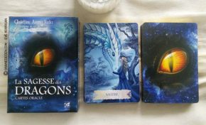Les cartes Oracle La Sagesse des Dragons de Christine Arana Fader