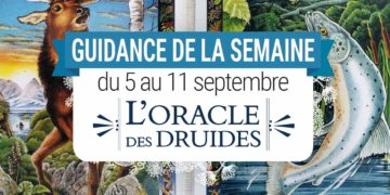 5 au 11 septembre - Votre guidance de la semaine avec l'Oracle des Druides de Philip et Stephanie Carr-Gomm - Graine d'Eden Tarots et Oracles divinatoires