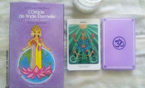 L'Oracle de l'Inde Éternelle de Gabriel Kishan