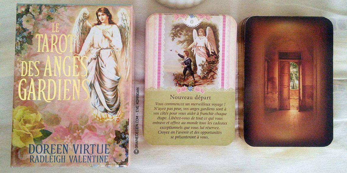 Le Tarot des Anges Gardiens de Doreen Virtue et Radleigh Valentine
