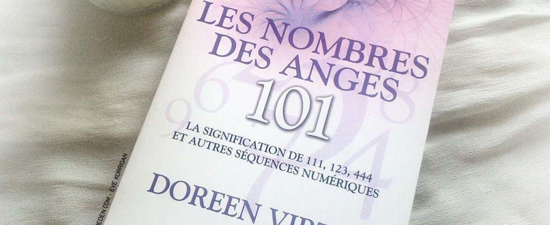 Review du livre Les Nombres des Anges 101 de Doreen Virtue