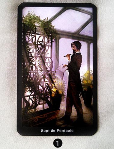 17 septembre au 23 octobre - Votre guidance de la semaine - Le Tarot Steampunk de Barbara Moore - Graine d'Eden Tarots et Oracles divinatoires - avis, review, présentations