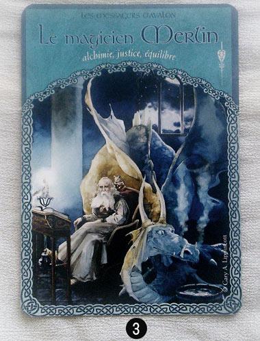 10 au 16 octobre - Votre guidance de la semaine - Votre guidance de la semaine avec les cartes Oracle La Sagesse d'Aavalon de Colette Baron-Reid - Graine d'Eden Tarots et Oracles divinatoires - avis, review, présentations