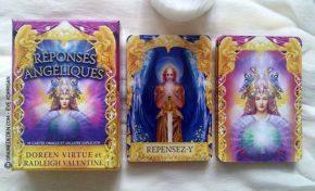 Les cartes Oracle Réponses Angéliques de Doreen Virtue