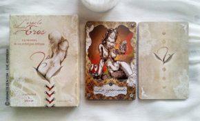 L'Oracle d'Eros de Géraldine Bindi et SirBlondin