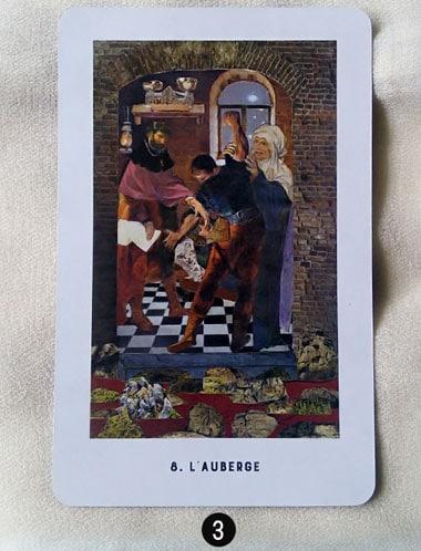 21 au 27 novembre - Votre guidance de la semaine avec Le jeu Les trois cheveux d'Or de Sabine Dewulf - Graine d'Eden Tarots et Oracles divinatoires - avis, review, présentations