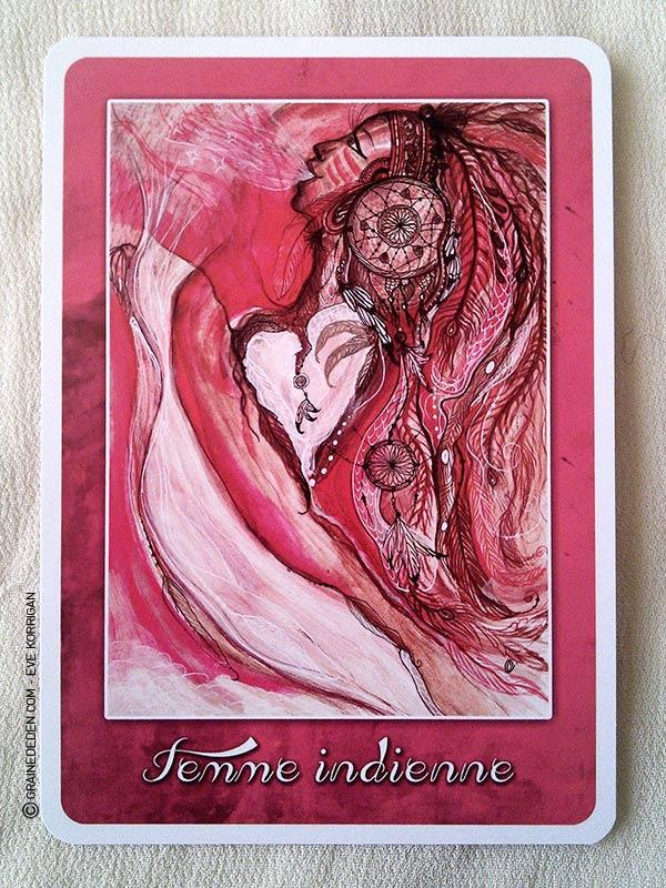Choeur de Femmes de Yaël Catherinet et Céline Cailleux - Graine d'Eden Développement personnel, spiritualité, tarots et oracles divinatoires, Bibliothèques des Oracles, avis, présentation, review