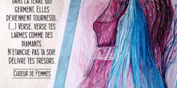 Choeur de Femmes Magie et rituels du féminin Sacré - Carte Les Larmes - Graine d'Eden Développement personnel, spiritualité, tarots et oracles divinatoires, Bibliothèques des Oracles, avis, présentation, review