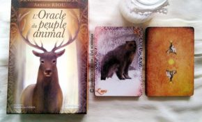 L'Oracle du Peuple Animal de Arnaud Riou
