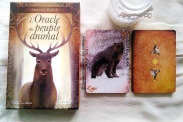 L'Oracle du Peuple Animal de Arnaud Riou