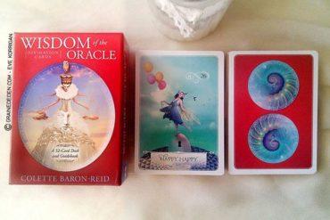 Wisdom of the Oracle de Colette Baron-Reid