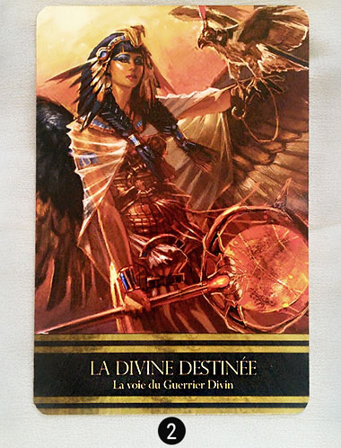 5 au 11 décembre - Votre guidance de la semaine avec l'Oracle d'Isis de Alana Fairchild - Graine d'Eden Tarots et Oracles divinatoires - avis, review, présentations