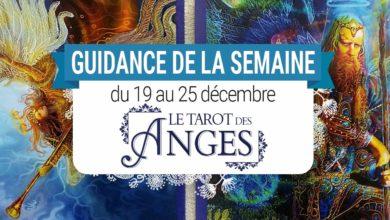19 au 25 décembre - Votre guidance de la semaine avec Le Tarot des Anges de Doreen Virtue et Le Grand Livre du Tarot des Anges - Graine d'Eden Tarots et Oracles divinatoires - avis, review, présentations
