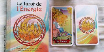 Le Tarot de l'Energie de Jean-Louis Abrassart - Graine d'Eden Développement personnel, spiritualité, tarots et oracles divinatoires, Bibliothèques des Tarots, avis, présentation, review