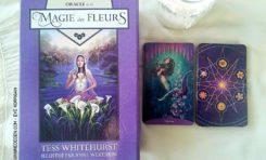 Oracle de la Magie des Fleurs de Tess Whitehurst