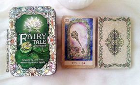Fairy Tale Lenormand de Lisa Hunt et Arwen Lynch