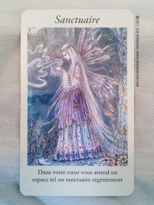 Cartes Oracle Guidance des fées de Paulina Cassidy - Graine d'Eden Développement personnel, spiritualité, tarots et oracles divinatoires, Bibliothèques des Oracles, avis, présentation, review