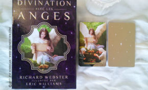 Oracle Divination avec les Anges de Richard Webster