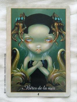Oracle des Esprits de l'Eau de Jasmine Becket-Griffith - Graine d'Eden Développement personnel, spiritualité, tarots et oracles divinatoires, Bibliothèques des Oracles, avis, présentation, review