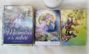 Cartes Oracle Murmures de la Nature de Angela Hartfield