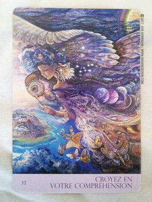 Cartes Oracle Murmures de la Nature de Angela Hartfield et Josephine Wall - Graine d'Eden Développement personnel, spiritualité, tarots et oracles divinatoires, Bibliothèques des Oracles, avis, présentation, review