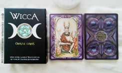 Wiccan Oracle cards de Nada Mesar et Lunaea Wheaterstone
