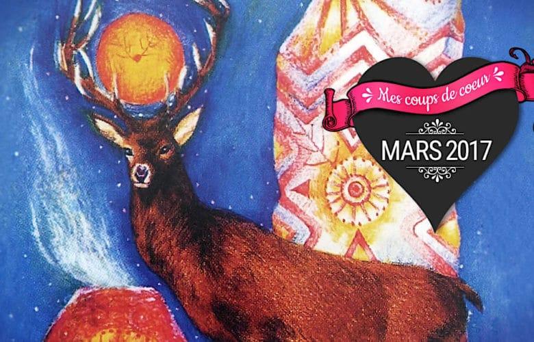 Mars 2017 - Sagesse Celte et Chamane : 3 coffrets - présentation de mes jeux et livres préférés - L'Oracle du Chamane Celte, Les Bâtonnets Celtiques de sagesse et Kumalak le miroir de la Destinée - Graine d'Eden développement personnel et guidance - tarot et oracle divinatoires