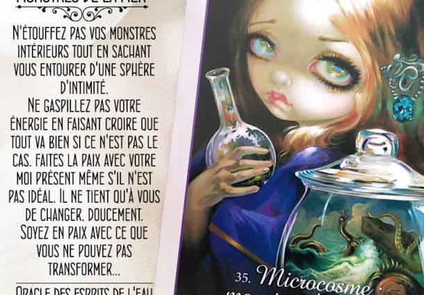 Microcosme - Monstres de la Mer