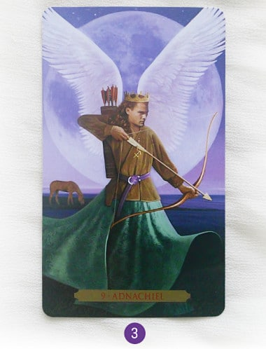 3 au 9 avril 2017 - Votre guidance de la semaine avec les cartes oracle Divination avec les Anges de Richard Webster et Eric Williams - Graine d'Eden Tarots et Oracles divinatoires - avis, review, présentations