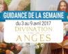 3 au 9 avril 2017 - Votre guidance de la semaine