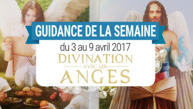 3 au 9 avril 2017 - Votre guidance de la semaine avec les cartes oracle Divination avec les Anges de Richard Webster et Eric Williams - Graine d'Eden Tarots et Oracles divinatoires - avis, review, présentations