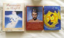 Messages de l'Esprit cartes Oracle de John Holland