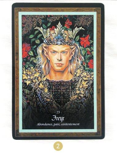 8 au 14 mai 2017 - Votre guidance de la semaine avec les Cartes Oracle Les Esprits de la Forêt de Lucy Cavendish - Graine d'Eden Tarots et Oracles divinatoires - avis, review, présentations