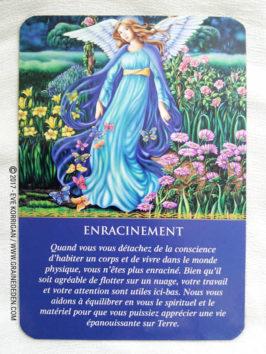 L'Oracle des Anges de Doreen Virtue - Graine d'Eden Développement personnel, spiritualité, tarots et oracles divinatoires, Bibliothèques des Oracles, avis, présentation, review , revue